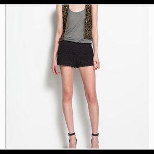Beaded Zara vest size M